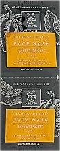 Parfumuri și produse cosmetice Mască detox cu dovleac pentru față - Apivita Pumpkin Detox Mask