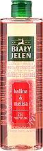 "Gel de duș ""Kalina și Melisa"" - Bialy Jelen — Imagine N1"