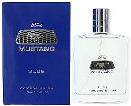 Parfumuri și produse cosmetice Ford Mustang Blue - Apă de colonie