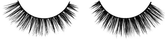 Gene false cu lipici, 4474 - Donegal Eyelashes — Imagine N2
