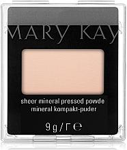 Parfumuri și produse cosmetice Pudră compactă minerală - Mary Kay Sheer Mineral Pressed Powder