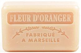 """Parfumuri și produse cosmetice Săpun de Marsilia """"Floare de portocal"""" - Foufour Savonnette Marseillaise"""