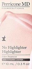 Parfumuri și produse cosmetice Highlighter - Perricone MD No Highlighter Highlighter