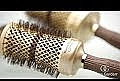 Perie rotundă de păr 42 mm - Olivia Garden Nano Thermic Ceramic + Ion Thermic Contour Thermal d 42 — Imagine N1