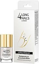 Parfumuri și produse cosmetice Gel pentru eliminarea cuticulei - Long4Lashes Nails Cuticle Remover