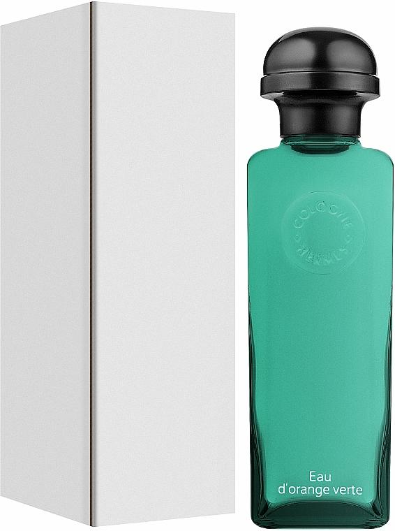 Hermes Eau Dorange Verte - Apă de colonie (tester) — Imagine N2
