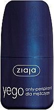 Parfumuri și produse cosmetice Antiperspirant pentru bărbați - Ziaja Anti-perspirant for Men