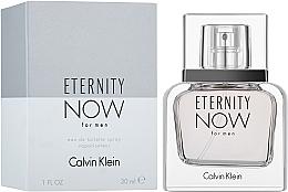 Parfumuri și produse cosmetice Calvin Klein Eternity Now - Apă de toaletă
