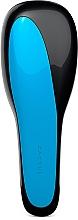 Parfumuri și produse cosmetice Perie de păr, turmalină, albastră - Cactus Bleo Nordic Glow