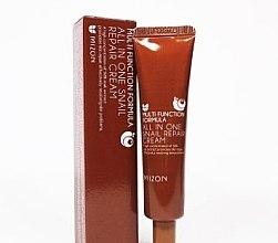 Parfumuri și produse cosmetice Cremă cu extract de melc - Mizon All in One Snail Repair Cream (mini)