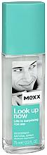 Parfumuri și produse cosmetice Mexx Look Up Now For Him - Deodorant