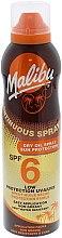 Parfumuri și produse cosmetice Spray de protecție solară pentru corp - Malibu Continuous Dry Oil Spray SPF 6