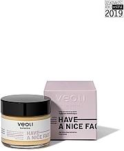 Parfumuri și produse cosmetice Cremă de zi pentru față - Veoli Botanica Deep Moisturizer Have A Nice Face