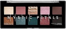 Parfumuri și produse cosmetice Paletă de farduri de ochi - NYX Professional Makeup Mystic Petals Shadow Palette
