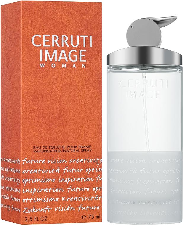 Cerruti Image pour femme - Apă de toaletă — Imagine N2