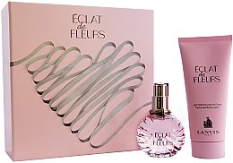 Parfumuri și produse cosmetice Lanvin Eclat De Fleurs - Set (edp/50ml + b/lot/100ml)