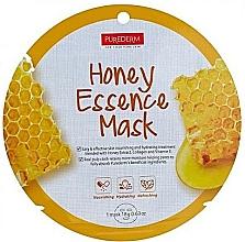 Parfumuri și produse cosmetice Mască de colagen pentru față - Purederm Honey Essence Mask