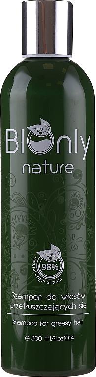 Șampon pentru păr gras - BIOnly Nature Shampoo For Greasy Hair — Imagine N3