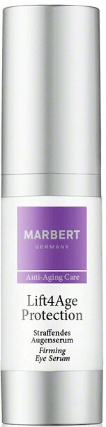 Ser pentru ochi - Marbert Lift4Age Protection Firming Eye Serum — Imagine N1
