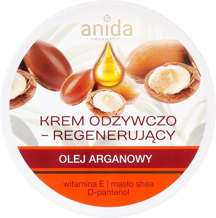 Cremă nutritivă cu ulei de argan - Anida Pharmacy Argan Oil Nourishing Cream