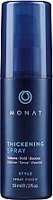 Parfumuri și produse cosmetice Spray pentru păr - Monat Thickening Spray