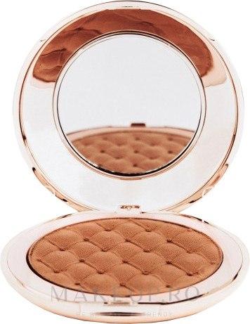 Bronzer pentru față - Affect Cosmetics Pro Make Up Academy Glamour Bronzer Prasowany — Imagine G-0009 - Havana