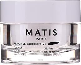 Parfumuri și produse cosmetice Cremă tonifiantă cu acid hialuronic - Matis Reponse Corrective Lift-Perf Cream
