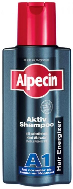 Șampon pentru scalp normal și uscat - Alpecin A1 Active Shampoo — Imagine N1