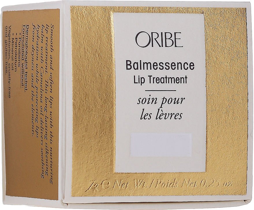 Balsam de buze - Oribe Balmessence Lip Treatment Balm — Imagine N1