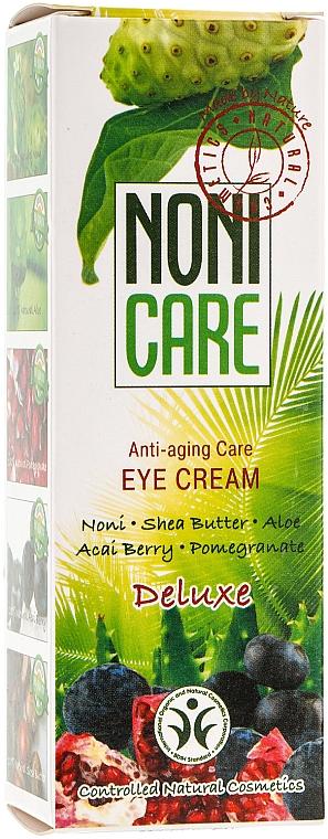 Cremă cu efect de întinerire pentru zona ochilor - Nonicare Deluxe Eye Cream — Imagine N1