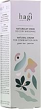 Parfumuri și produse cosmetice Cremă naturală pentru ten mixt - Hagi Natural Cream