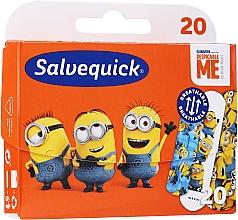 Parfumuri și produse cosmetice Plasture pentru copii - Salvequick Minions