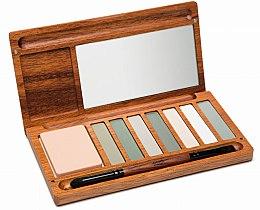 Parfumuri și produse cosmetice Paletă fard de pleoape - Alilla Cosmetics Forest Palette