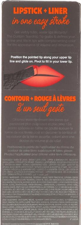 Ruj de buze - Benefit They`re Real! Double The Lip — Imagine N2