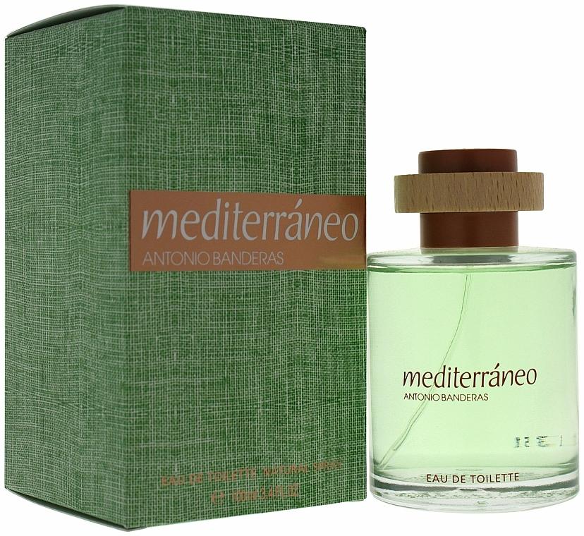 Mediterraneo Antonio Banderas - Apă de toaletă — Imagine N2