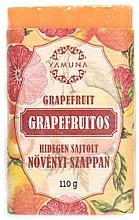 """Parfumuri și produse cosmetice Săpun presat la rece """"Grapefruit"""" - Yamuna Grapefruit Cold Pressed Soap"""