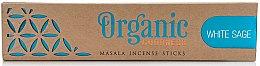 Parfumuri și produse cosmetice Bețișoare aromatice - Song Of India Organic Goodness White Sage