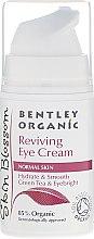 Parfumuri și produse cosmetice Cremă pentru pielea din jurul ochilor - Bentley Organic Skin Blossom Reviving Eye Cream