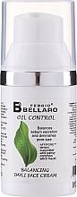 Parfumuri și produse cosmetice Cremă echilibrantă de zi pentru față - Fergio Bellaro Oil Control Balancing Daily Face Cream