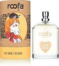 Parfumuri și produse cosmetice Roofa Cool Kids Mehira - Apă de toaletă