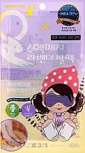 Parfumuri și produse cosmetice Plasturi de curățare pentru picioare - Pilaten Plastry Detox Lavender
