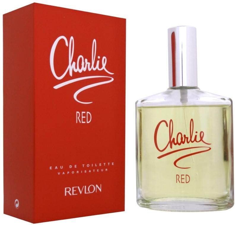 Revlon Charlie Red - Apă de toaletă