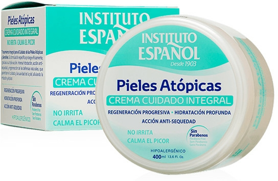 Cremă pentru pielea atopică - Instituto Espanol Atopic Skin Cream — Imagine N1