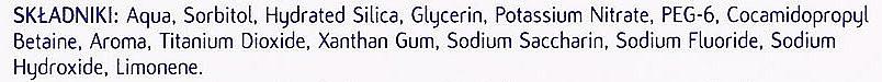 Pasta de dinți, pentru albire - Sensodyne Pronamel Gentle Whitening — Imagine N3