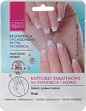 Parfumuri și produse cosmetice Mască capac pentru degete și unghii - Czyste Piękno