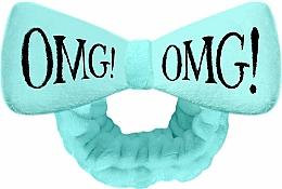 Parfumuri și produse cosmetice Bentiță cosmetică, albastră - Double Dare OMG! Blue Hair Band