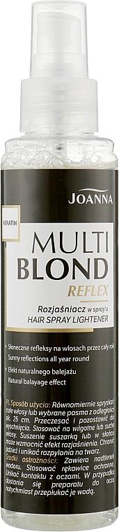 Spray pentru decolorarea părului - Joanna Multi Blond Spray
