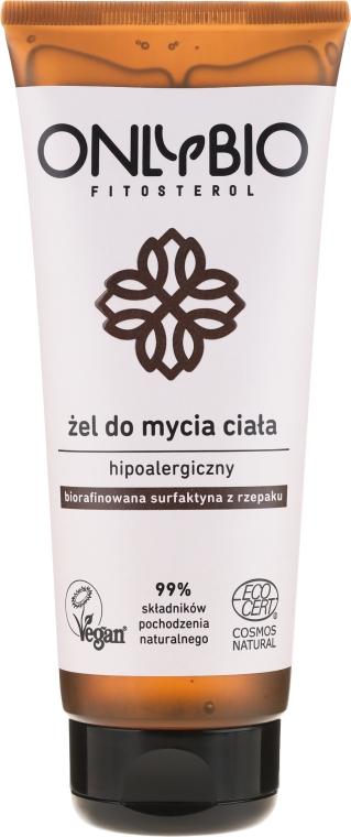 Gel de duș hipoalergenic - Only Bio — Imagine N1