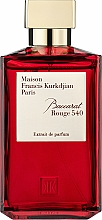 Parfumuri și produse cosmetice Maison Francis Kurkdjian Baccarat Rouge 540 Extrait de Parfum - Parfum