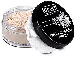 Pudră de față - Lavera Fine Loose Mineral Powder — Imagine N3